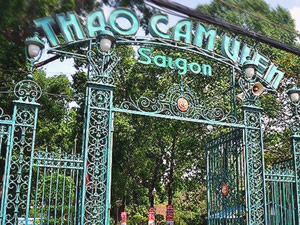Saigon Zoo and Botanical Garden