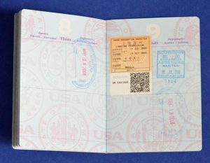 Entry to Vietnam and visa