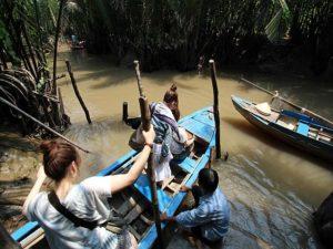 Mekong Delta Jungle Cruise