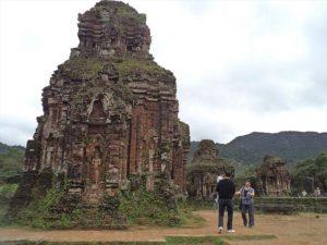 Myson Ruins