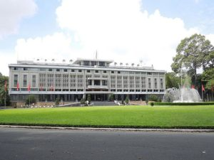 Ho Chi Minh City Council / Former Presidential Palace