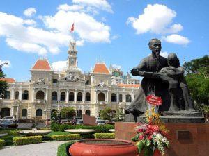 Ho Chi Minh sightseeing spot