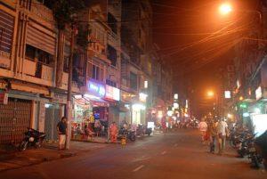 Ho Chi Minh night