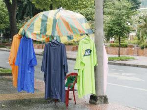Rainy Ho Chi Minh