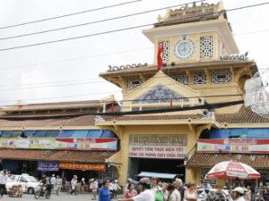Ho Chi Minh City Ben Thanh Market