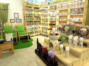 Aroma specialty store