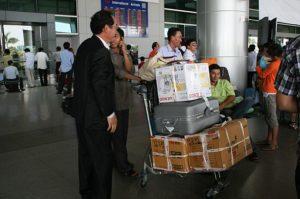 Vietnam information / Troubles etc._Airport