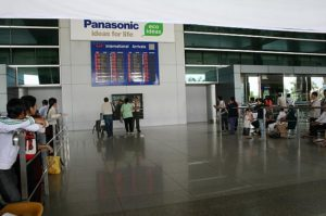 Vietnam Information / Troubles at Airport