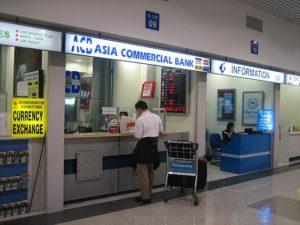 Vietnam Information / Airport Exchange