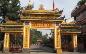 Ho Chi Minh Yak Lam Temple / Korinji Temple